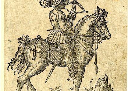 Конные арбалетчики и сотовые телефоны в античности